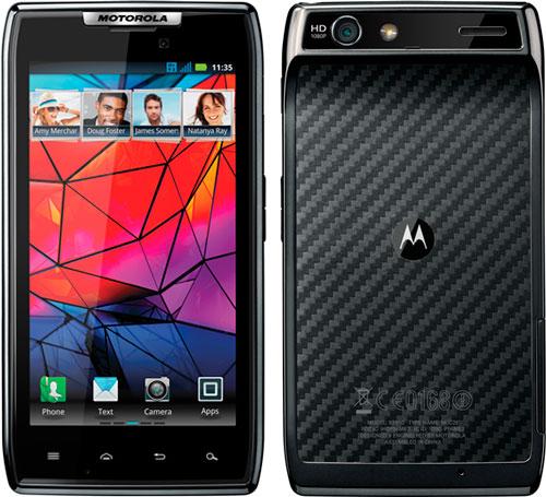 Motorola представила DROID RAZR