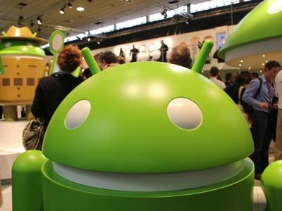 Один из патентов в иске Oracle против Android был отклонён