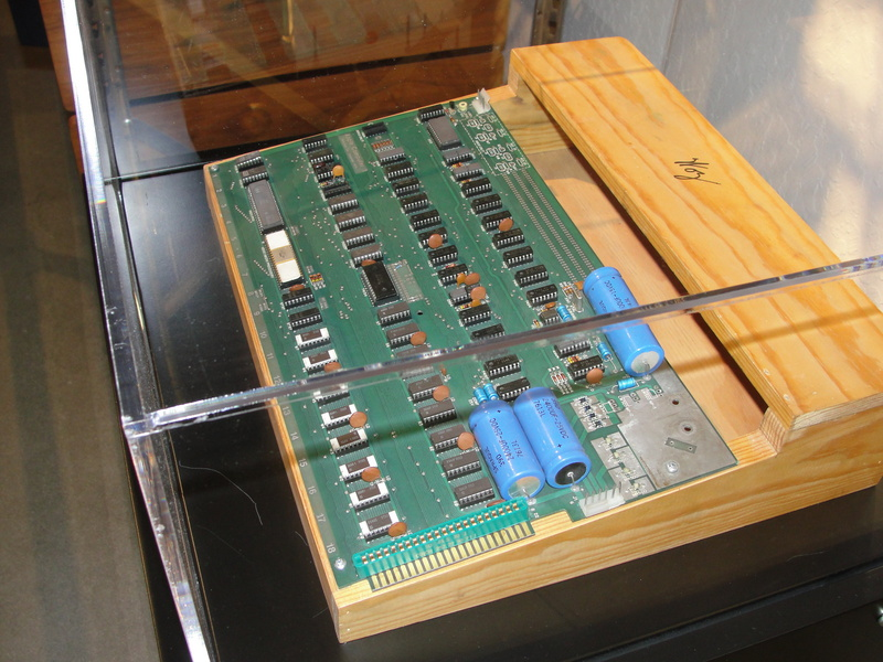 Фотообзор Computer History Museum в Silicon Valley