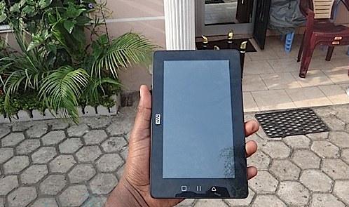 В Конго создали собственный планшетный ПК