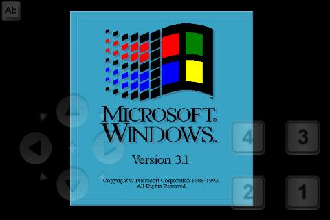 Запуск ОС Windows 3.1 на Андроид