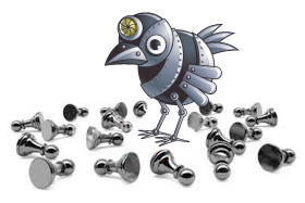 Custom bird
