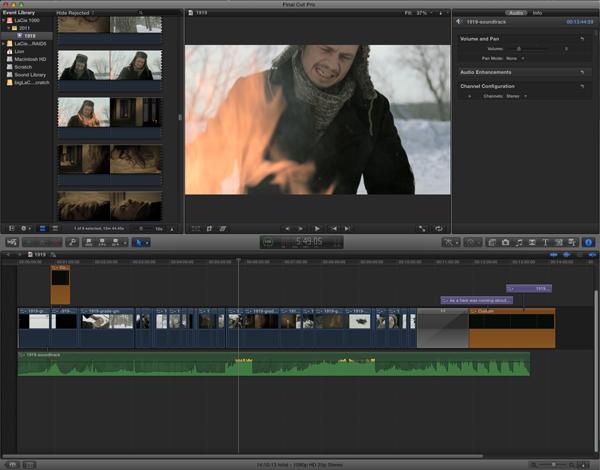 скачать программу монтировать видео Final Cut Pro X - фото 6