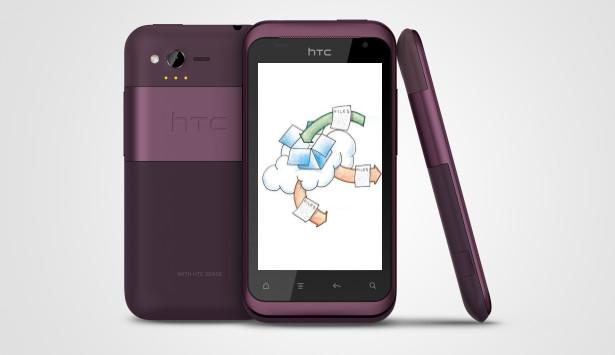 HTC / 3GB в подарок на Dropbox пользователям продукции HTC