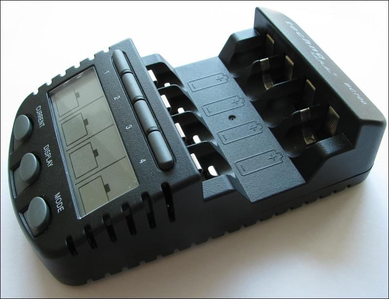 Опыт восстановления Ni-MH аккумуляторов, или обзор зарядного устройства Techno Line BC700