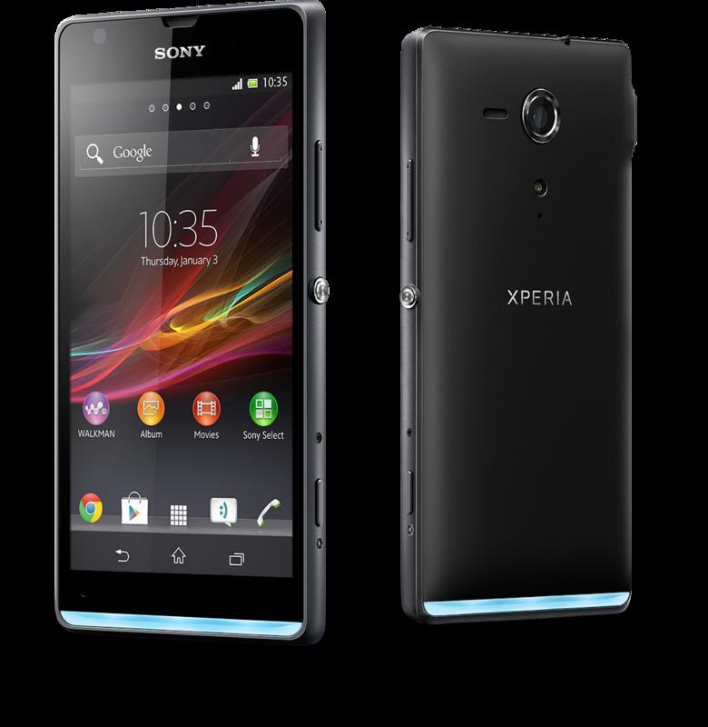 Весеннее пополнение линейки Xperia: смартфоны Xperia SP и Xperia L