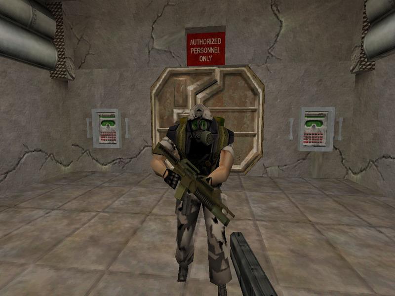 Half-Life Alpha 0.52