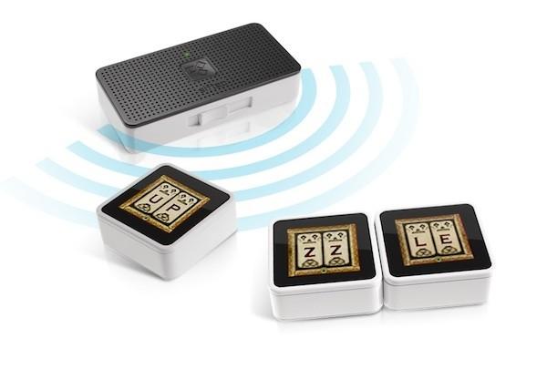 Sifteo Cubes. Настольные игры нового поколения