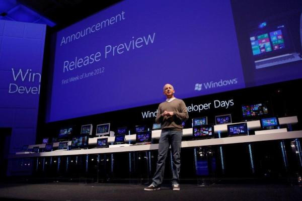 Вышли Windows 8 Release Preview, Visual Studio 2012 RC, Windows Server 2012 RC и TFS 2012 RC