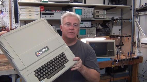 Любитель старой техники восстановил Apple II