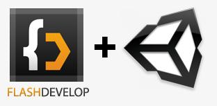 FlashDevelop 4 + UnityScript