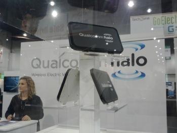 Qualcomm Halo: беспроводная индуктивная зарядка для электромобилей