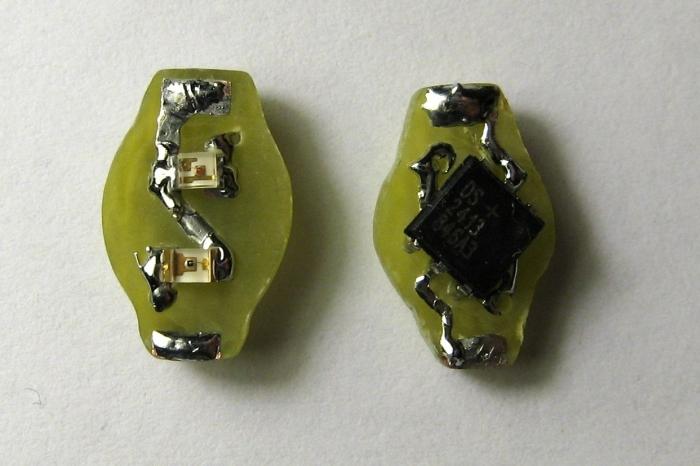 Электронное ожерелье. Часть 1