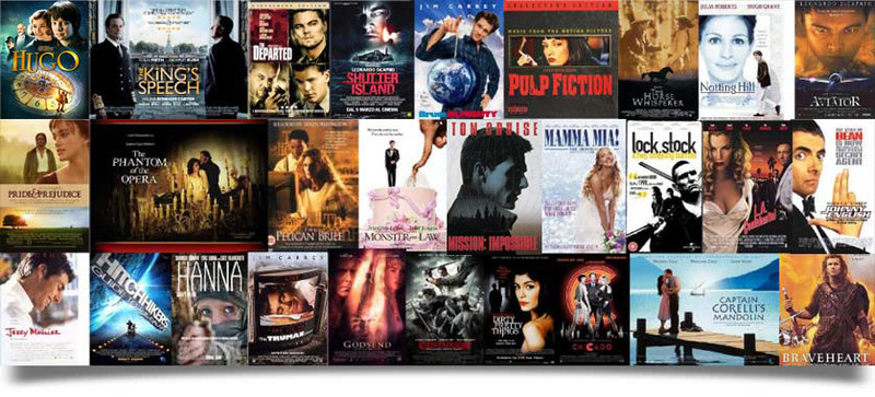 Видеомонтаж: Фильмы монтированные в LightWorks