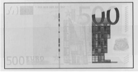 Защитная нить на банкнотах евро самые дорогие царские монеты россии
