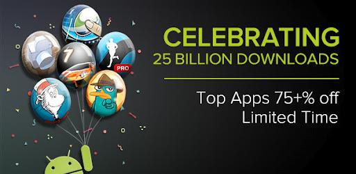 Google Play. Распродажа приложений по $0.25. День 5 (09/30/2012)