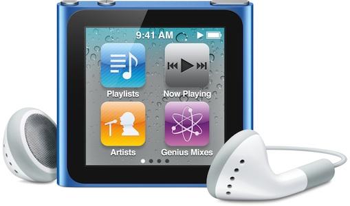 iPod nano — самый полезный девайс когда-либо купленный мной!
