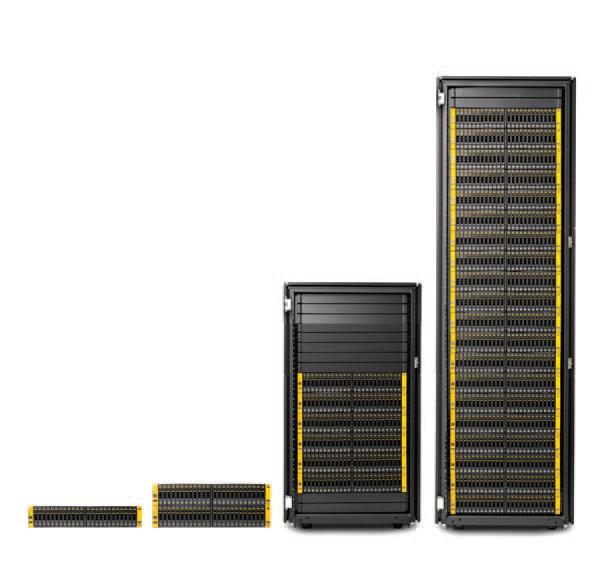 HP 3PAR StoreServ 7000 — рекордсмен производительности в среднем сегменте