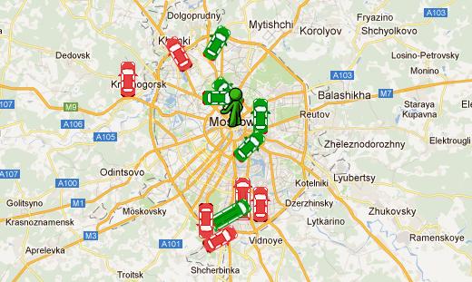 Таксодром - Такси Online