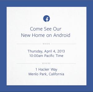 Новый дом Facebook на Android: с 4 апреля