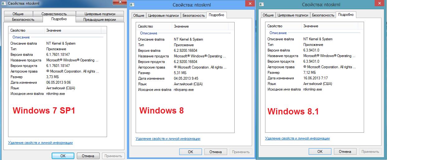 Windows 8.1 sp1