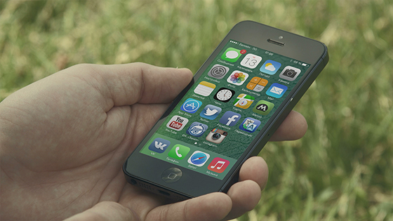 Большой видеообзор iOS 7 beta 1