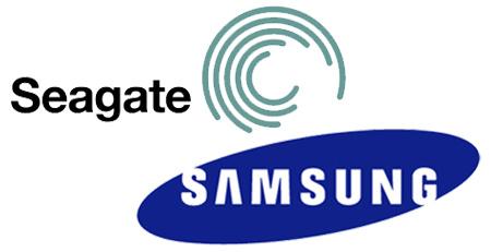 Компания Seagate купила Samsung HDD