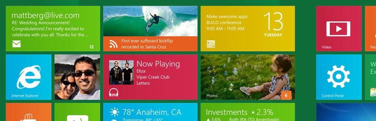 Подборка инструментов для создания веб-интерфейсов в стиле Metro