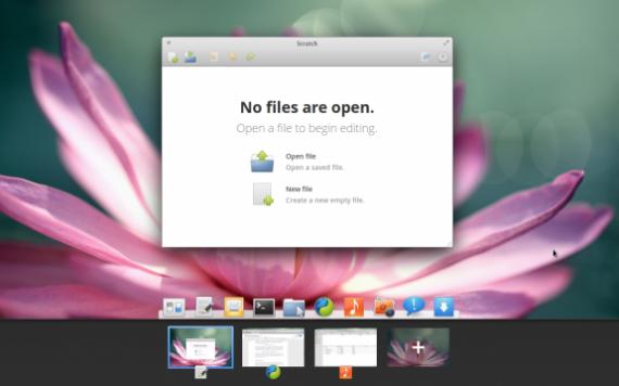 Операционные системы: Elementary OS