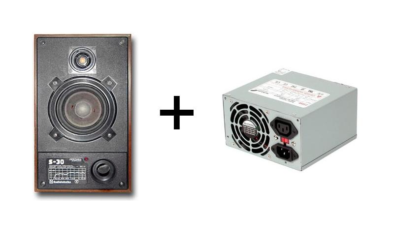 2 в 1: усилитель звука и «
