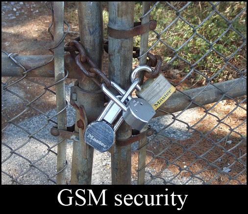 Безопасность GSM сетей: шифрование данных