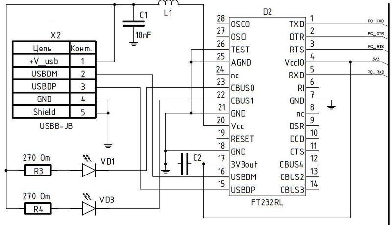 Программатор микроконтроллеров pic своими руками