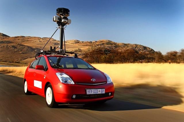 Литовские власти используют Google Street View для поиска уклоняющихся от н ...