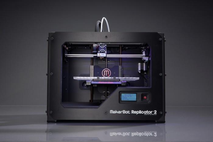 Replicator 2: самый совершенный десктопный 3D-принтер