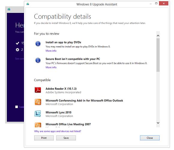 пакет обновлений для windows 8
