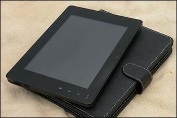 К концу года в продаже появится первый российский планшет