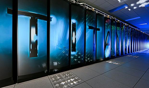 Cray Titan — самый мощный суперкомпьютер современности
