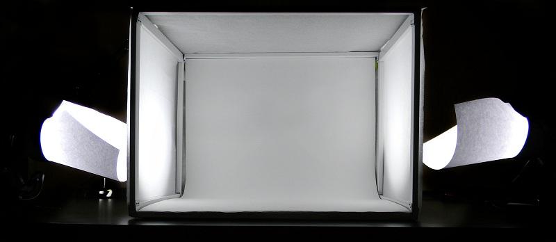 Лайткуб (Фотобокс, Лайтбокс) своими руками за 300р