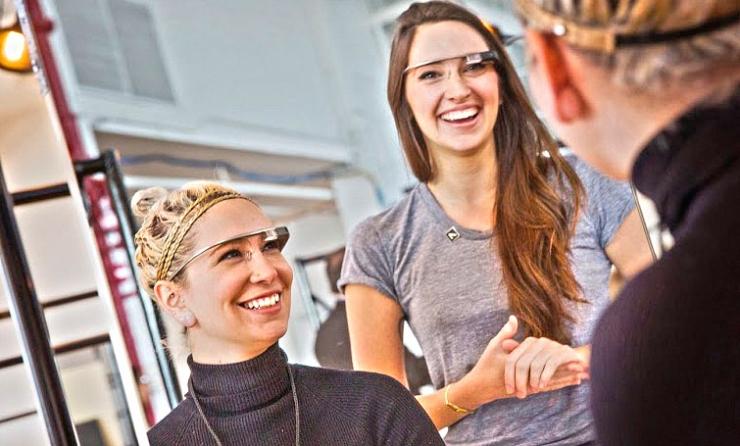 Google запретил распознающее лица ПО для Google Glass