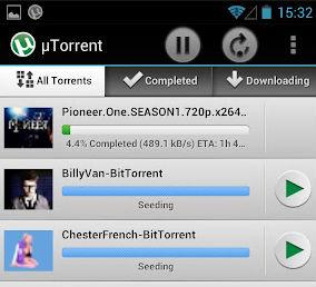 скачать программу Utorrent на андроид - фото 3
