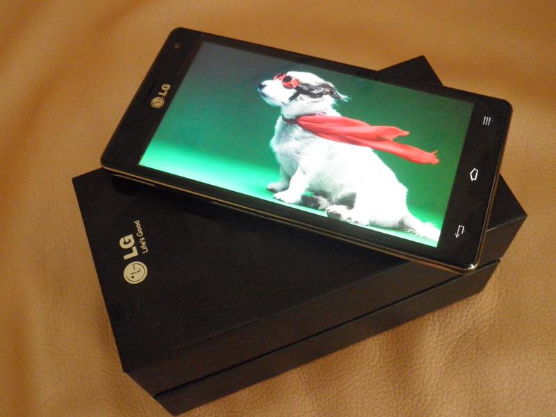 Обзор LG Optimus 4X HD — четыре ядра уже реальность!