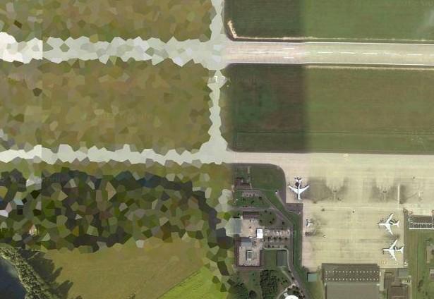 Спутник фото военный городок в котбусе тема