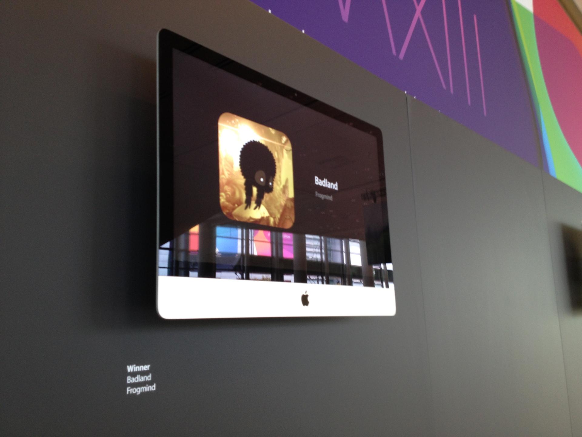 WWDC 2013 — взгляд изнутри