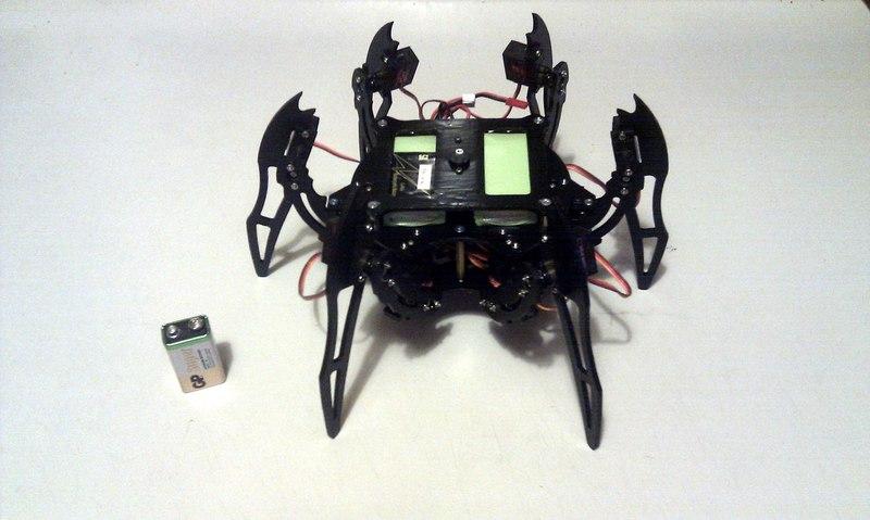 Роботы из бумаги Роботы своими 79