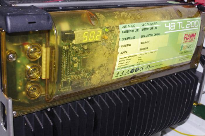 Cолевая батарея нового поколения