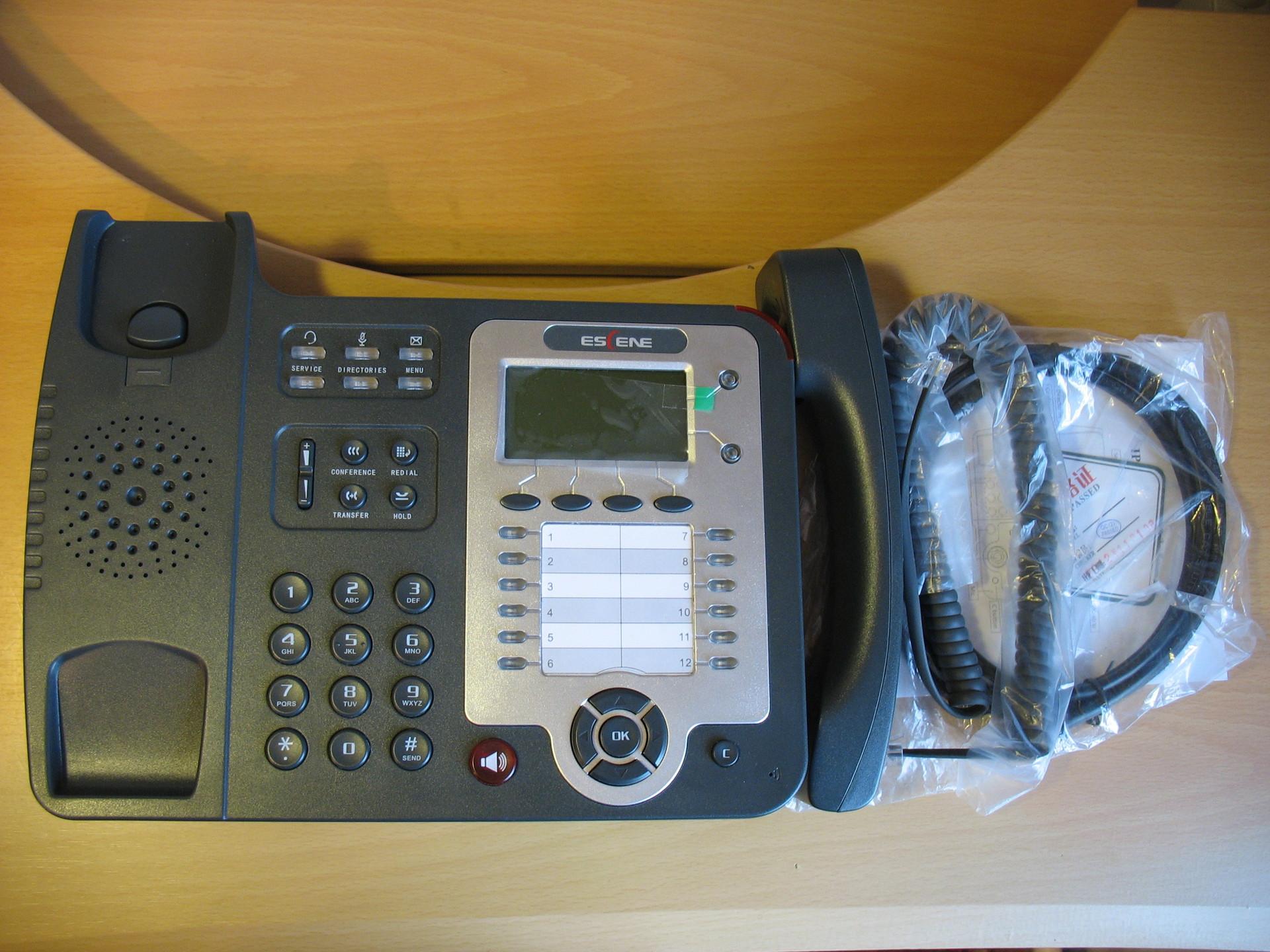 Комплект поставки телефона
