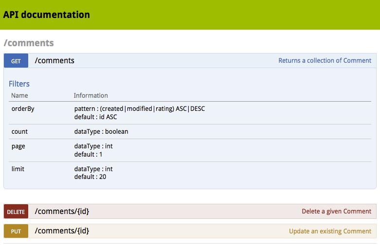 Mise en place d une API REST avec FOSR estBundle dans Symfony 2