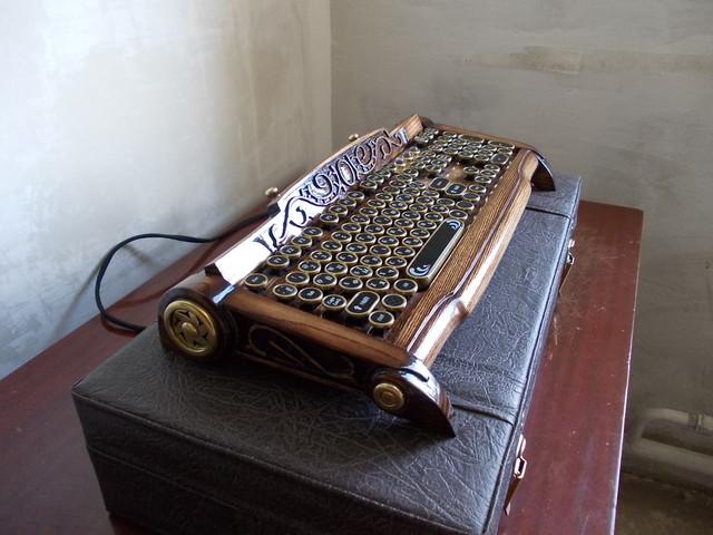 Крутой моддинг старой клавиатуры.  Получится нереально круто, обещаем!