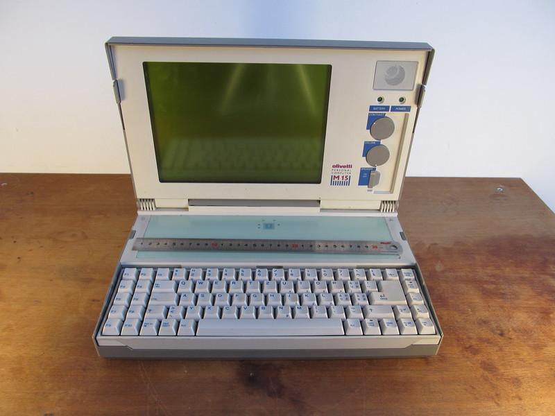 Olivetti personal computer m15