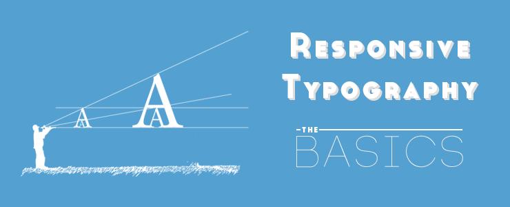 Отзывчивая типографика: Основы